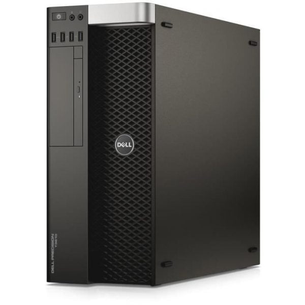Dell Precision T3610 Xeon 3 GHz - HDD 1 To - RAM 8 Go