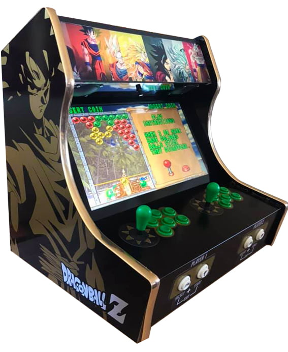 Borne Arcade Bartop Dragon Ball Z Or