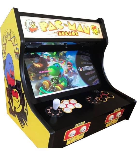 Borne Arcade Bartop Pac-Man