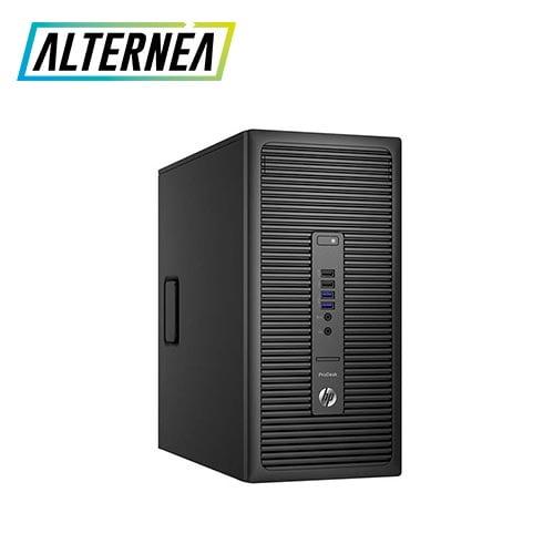 HP ProDesk 600 G2   Core i3 3,70 GHz - HDD 256 Go - RAM 8 Go