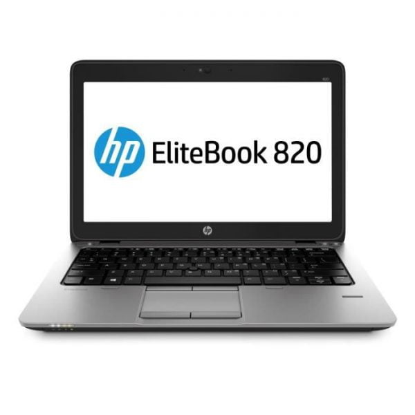 "Hp EliteBook 820 G1 12"" Core i5 2 GHz - 500 Go HDD - 4 Go RAM"