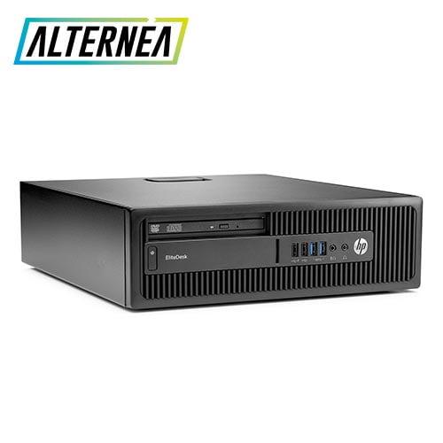 Hp EliteDesk 705 G3   AMD 3.10 GHz - HDD 500 Go - RAM 4 Go