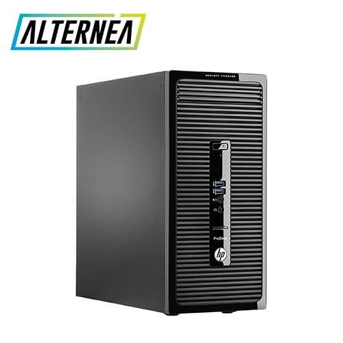 HP ProDesk 400 G3 MT Core i5 3,2 GHz - HDD 256 Go - RAM 8 Go