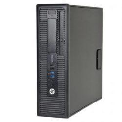 Hp EliteDesk 800 G1 Core i3 3,2 GHz - HDD ??? Go - RAM 8 Go