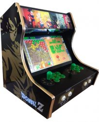 Borne Arcade Bartop Dragon Ball Z Or
