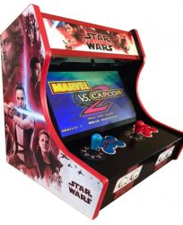 Borne Arcade Bartop Star Wars