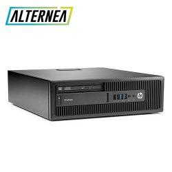 Hp EliteDesk 705 G3 | AMD 3.10 GHz - HDD 500 Go - RAM 4 Go